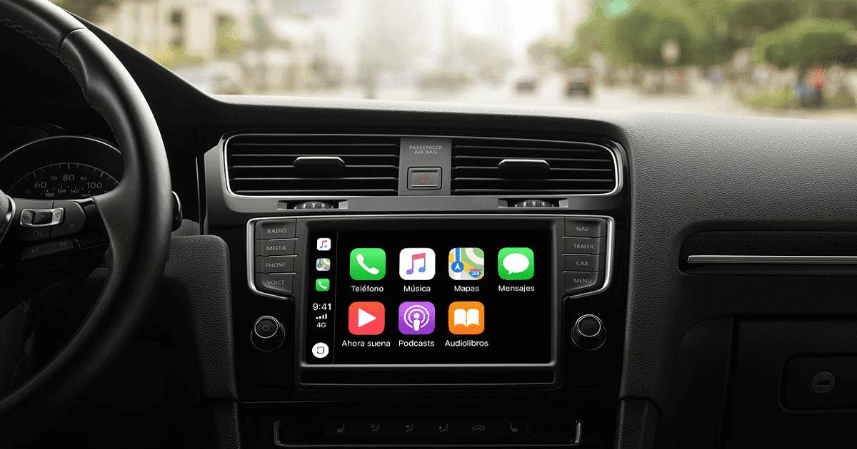 En servitronic integramos el smartphone con car play y android auto